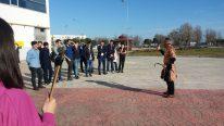 Üniversitemiz Ballıca Kampüsünde Geleneksel Okçuluk Tanıtım ve Bilgilendirme Etkinliği